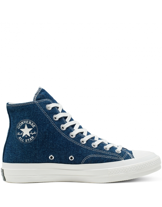 Converse Renew Denim Chuck 70 High Top - Blue