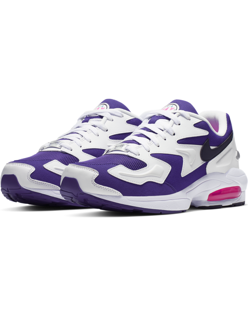Nike Air Max2 Light Viola 3SIXTYshop Sneakers Nike on