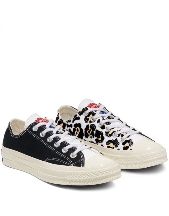 Chuck 70 Archive Print Low Top WhiteFlame 3SIXTY Shop
