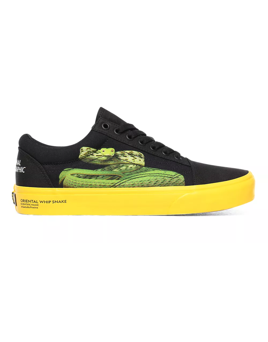 National Geographic' x Vans OLD SKOOL / 3SIXTYshop Como, Varese,Lecco